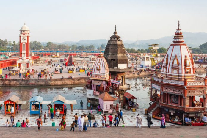 cover for Best Places To Visit In Haridwar 2