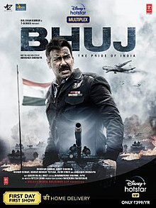 220px Bhuj The Pride of India film poster