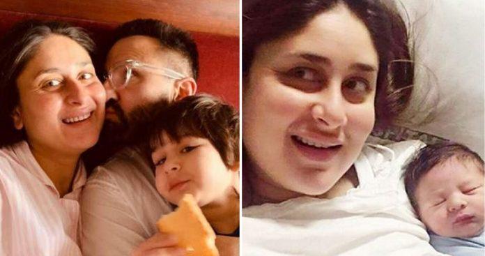 Kareena kapoor gives birth to baby boy after taimur saif ali khan becomes dad again