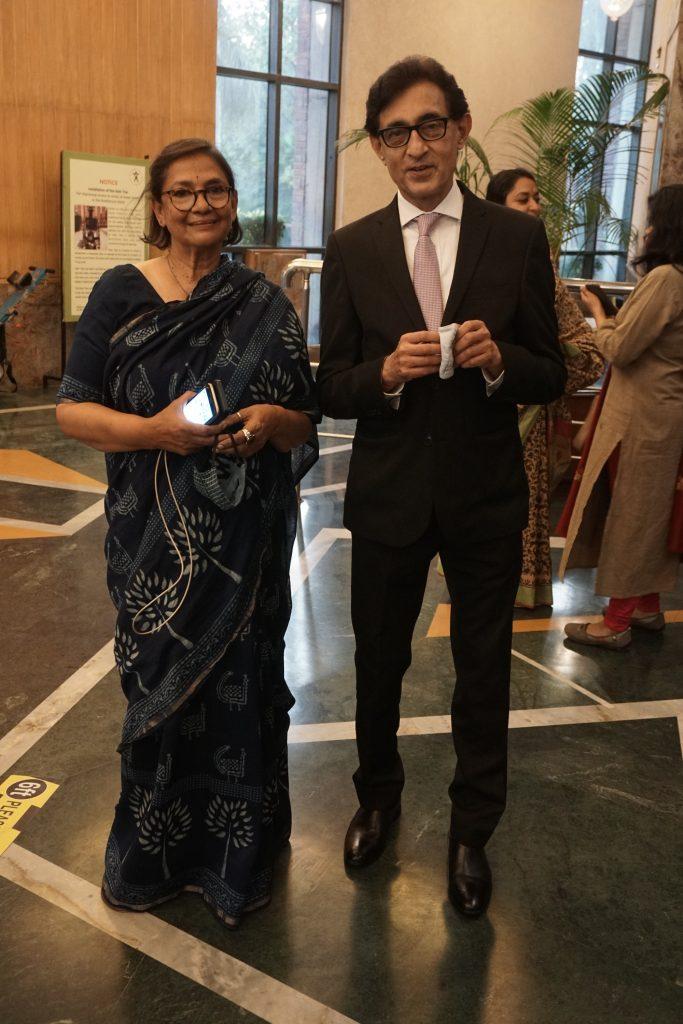 L RVidyun Singh and Suneet Tandon