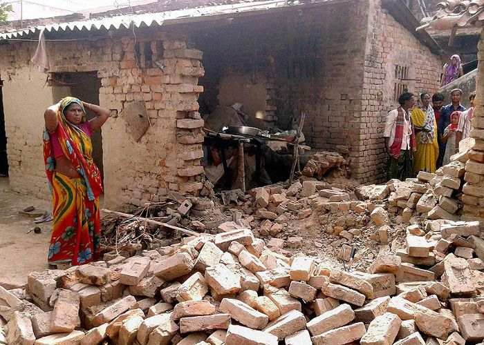 bihar earthquake