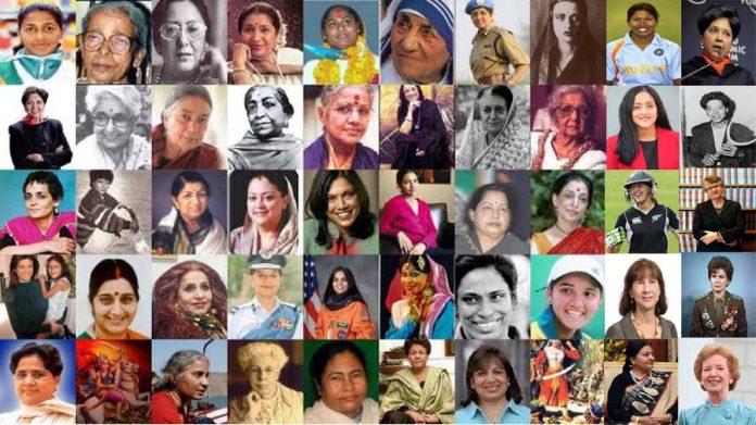 first in world women