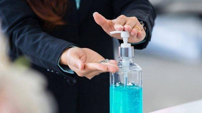 Hand Sanitizer 1