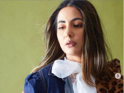 Hina Khan 5