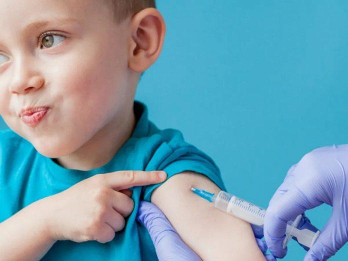 26 03 2021 corona vaccine for children