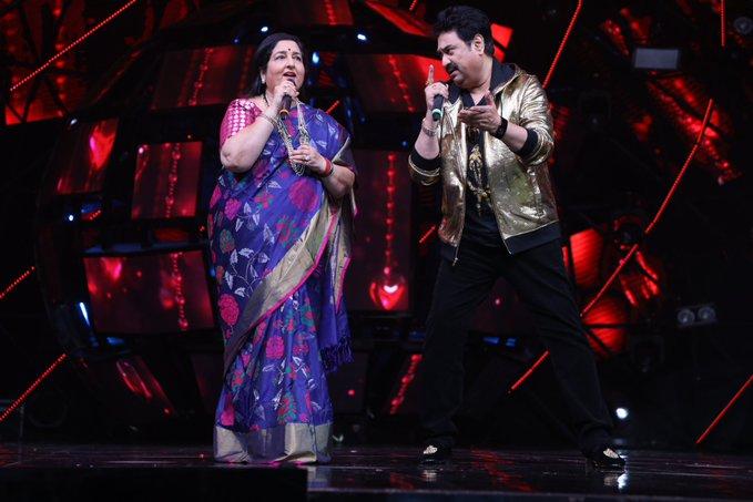 Indian Idol 11 7th December 2019 90s Special Episode With Kumar Sanu Anuradha Paudwal