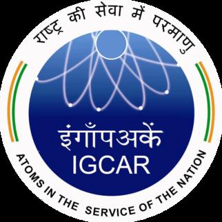 Indira Gandhi Centre for Atomic Research Logo