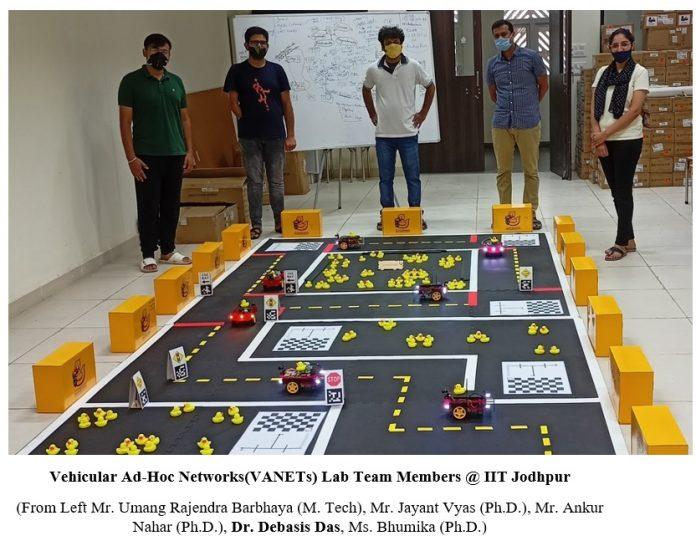 IIT Jodhpur Research Team Photograph