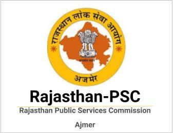 Rajasthan PSC Logo