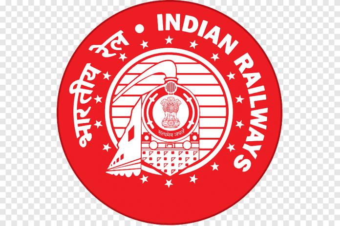 png clipart rail transport indian railways train railway recruitment control board india text logo